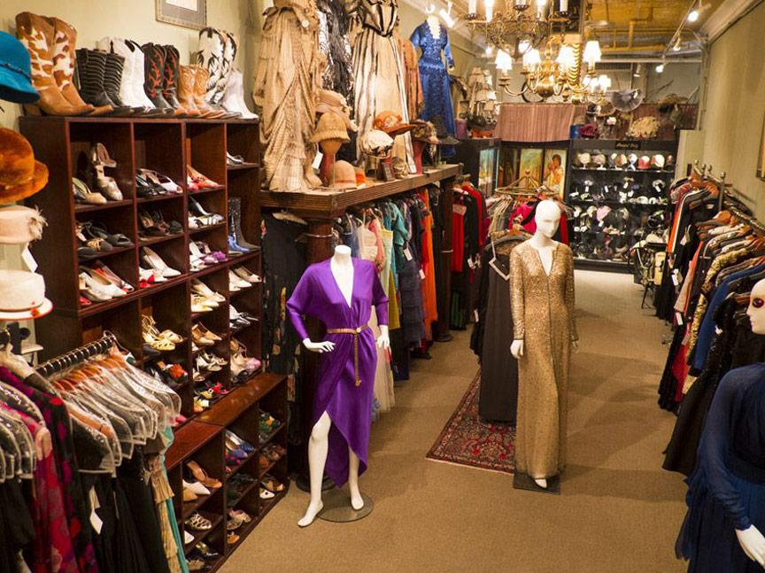 New York Vintage Vintage Clothing Store